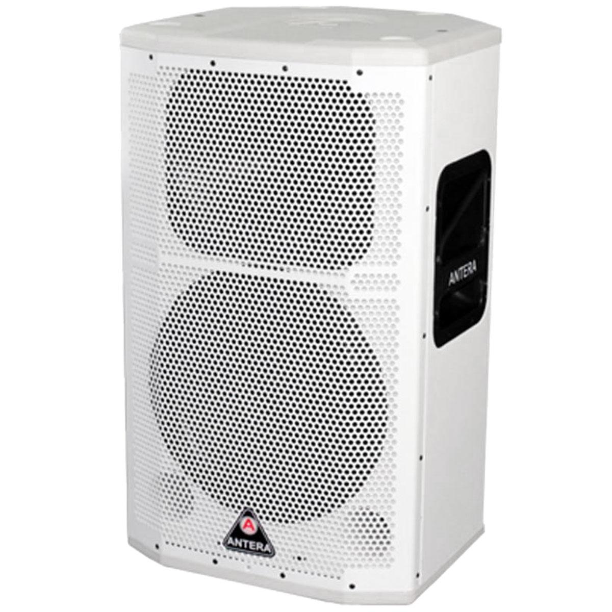 Caixa Ativa 500W Branca HPS12A - Antera