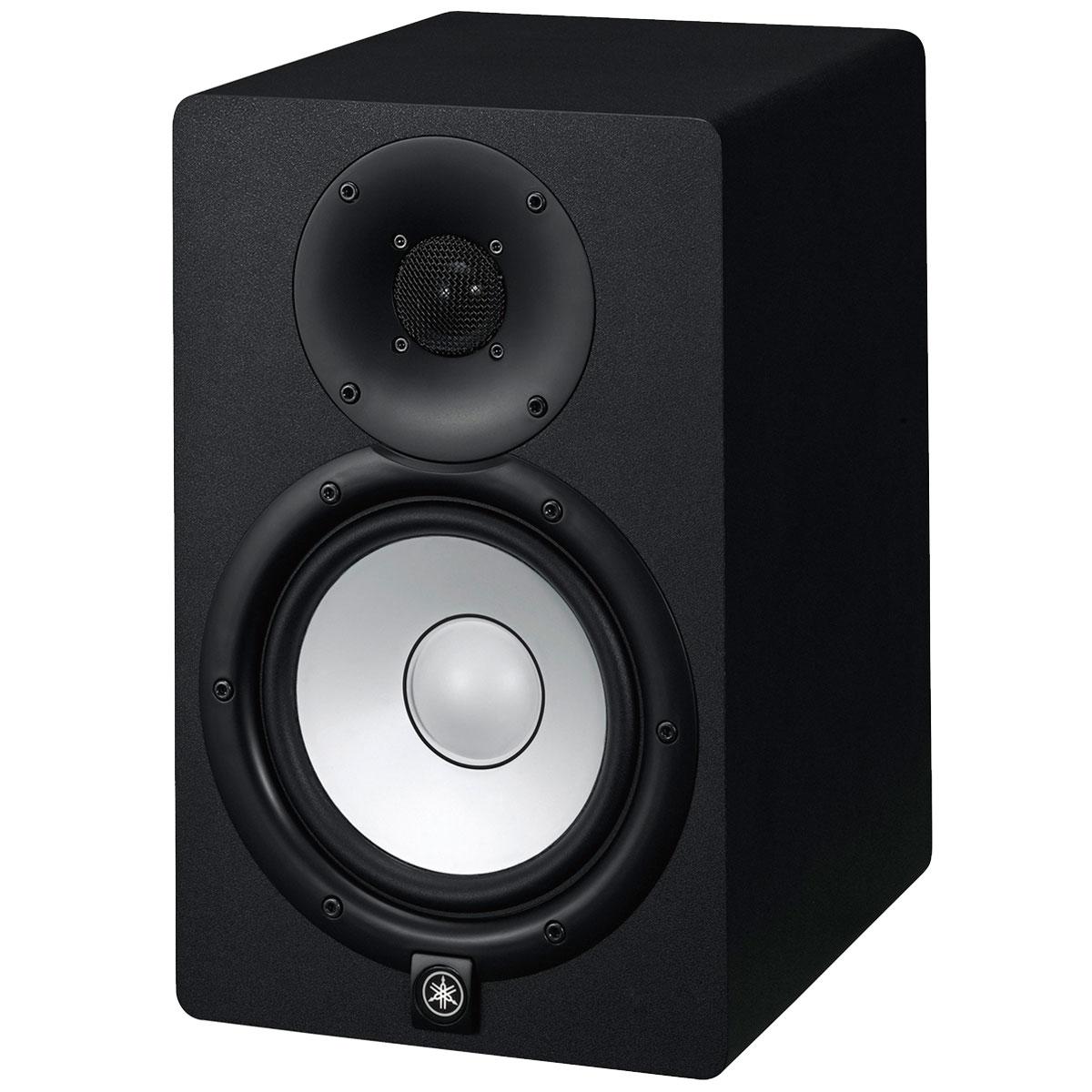 HS7 - Monitor de Referência 95W Preto HS 7 - Yamaha