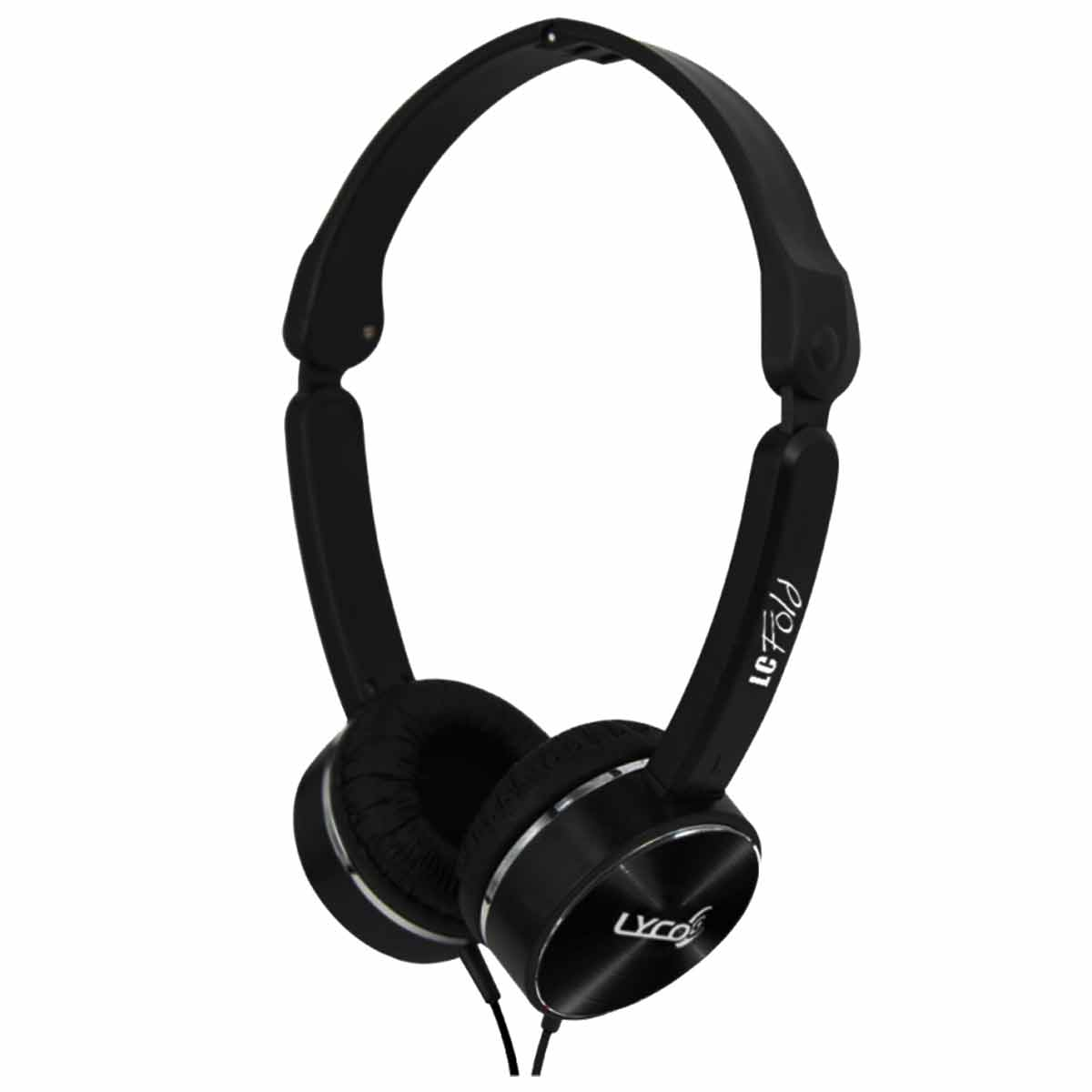 Fone de Ouvido On-ear LCFOLD-B - Lyco