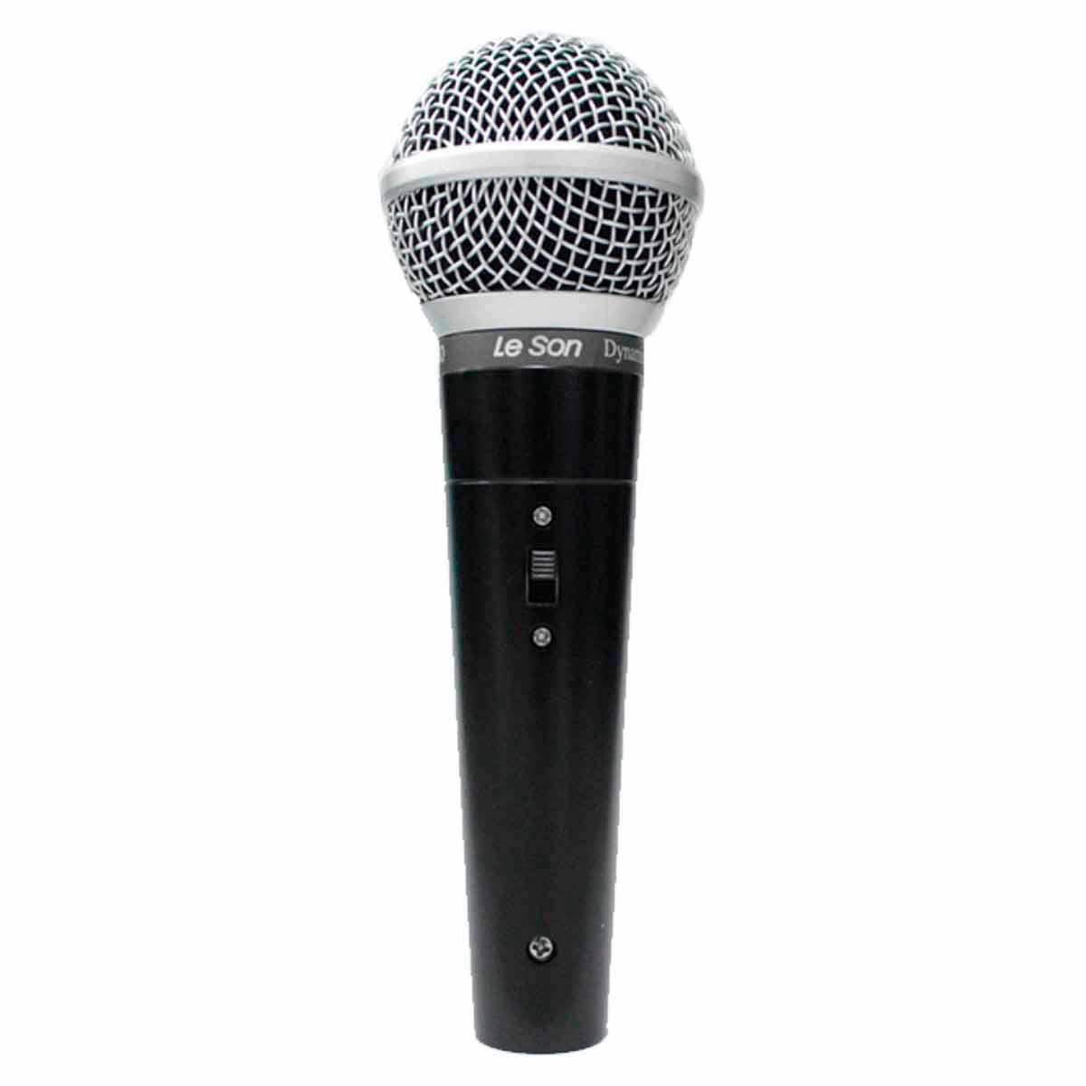 LS50 - Microfone c/ Fio de Mão LS 50 - Le Son