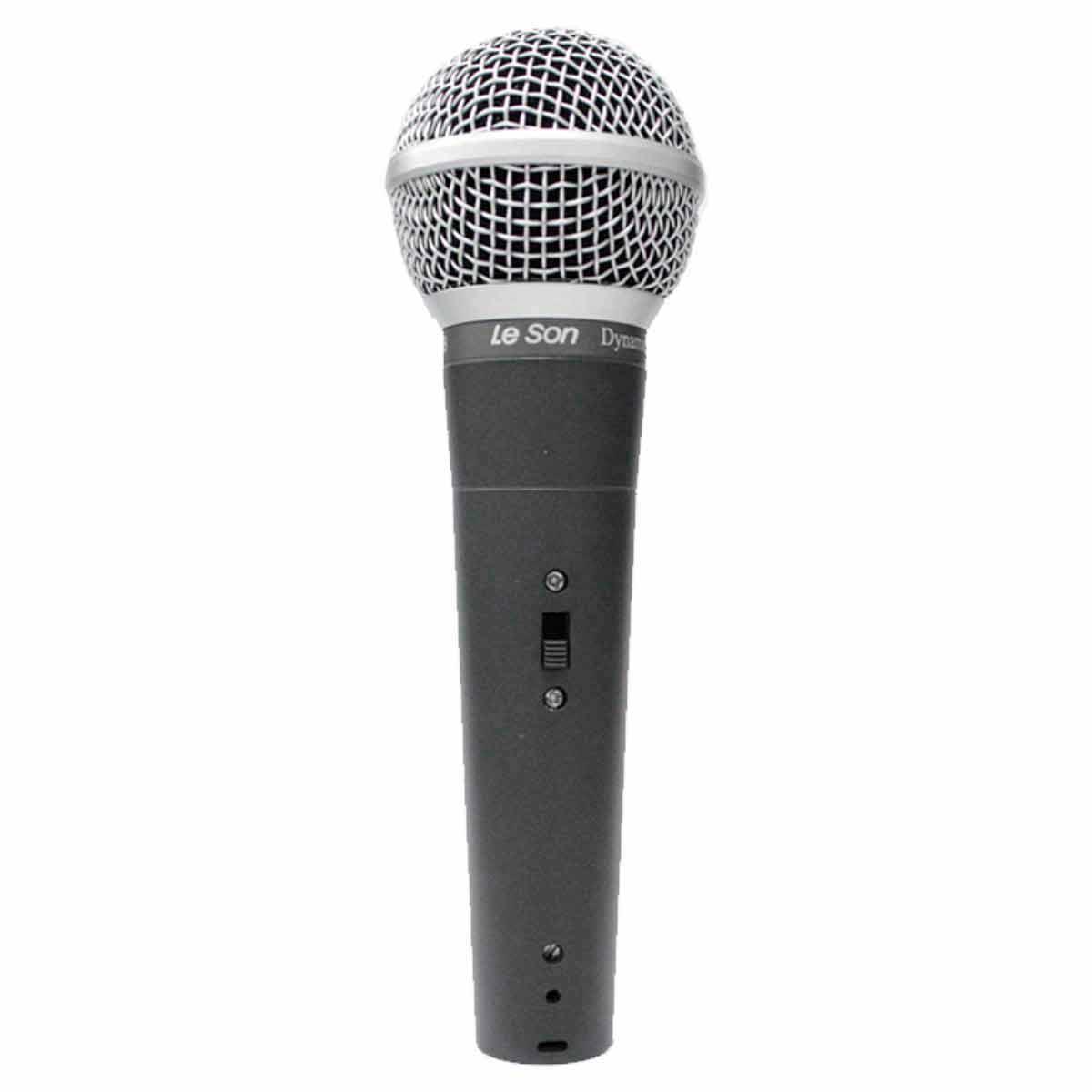 LS58 - Microfone c/ Fio de M�o LS 58 - Le Son