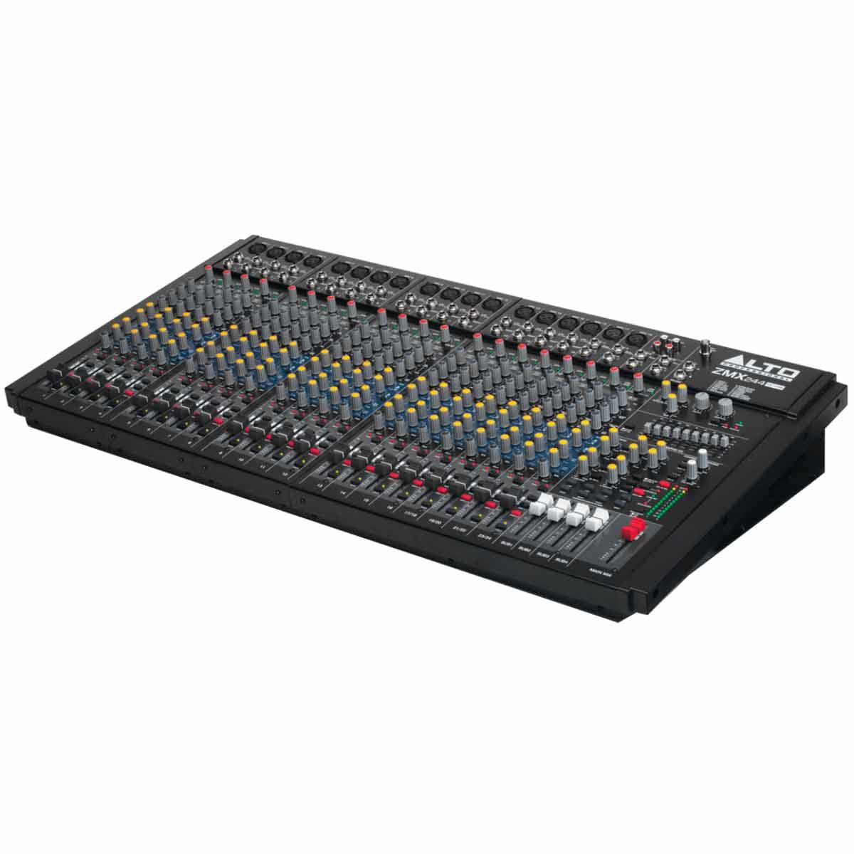 Mesa de Som  Mixer 24 Canais USB Zephyr ZMX244FX USB - Alto