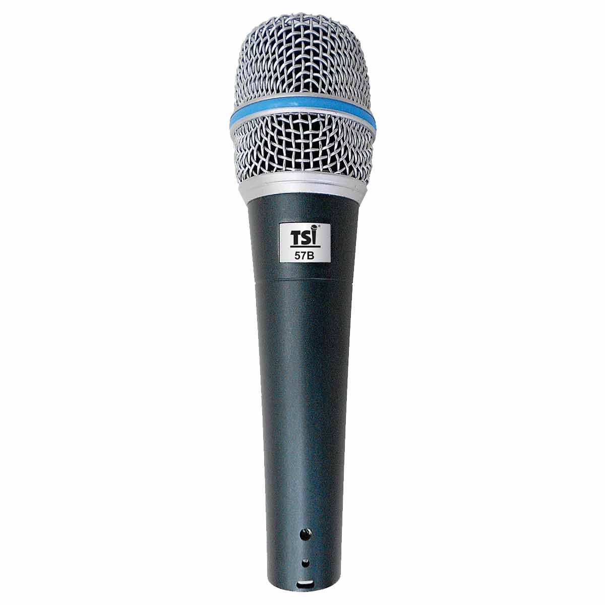 Microfone c/ Fio de Mão 57B - TSI