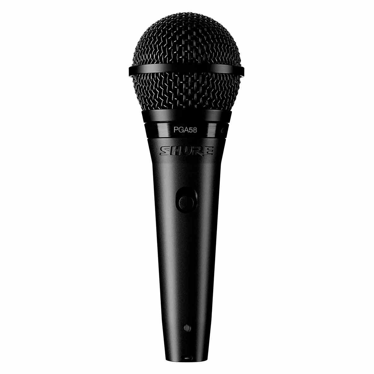 Microfone c/ Fio de M�o PGA58-LC - Shure