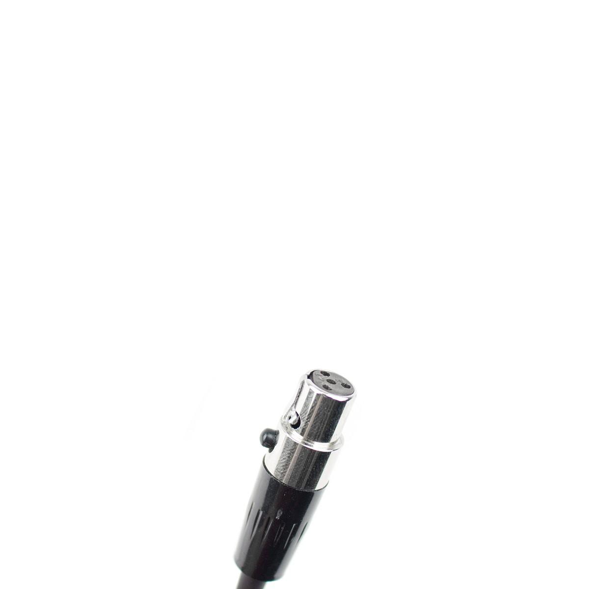 Microfone c/ Fio Lapela - WL 93 Shure