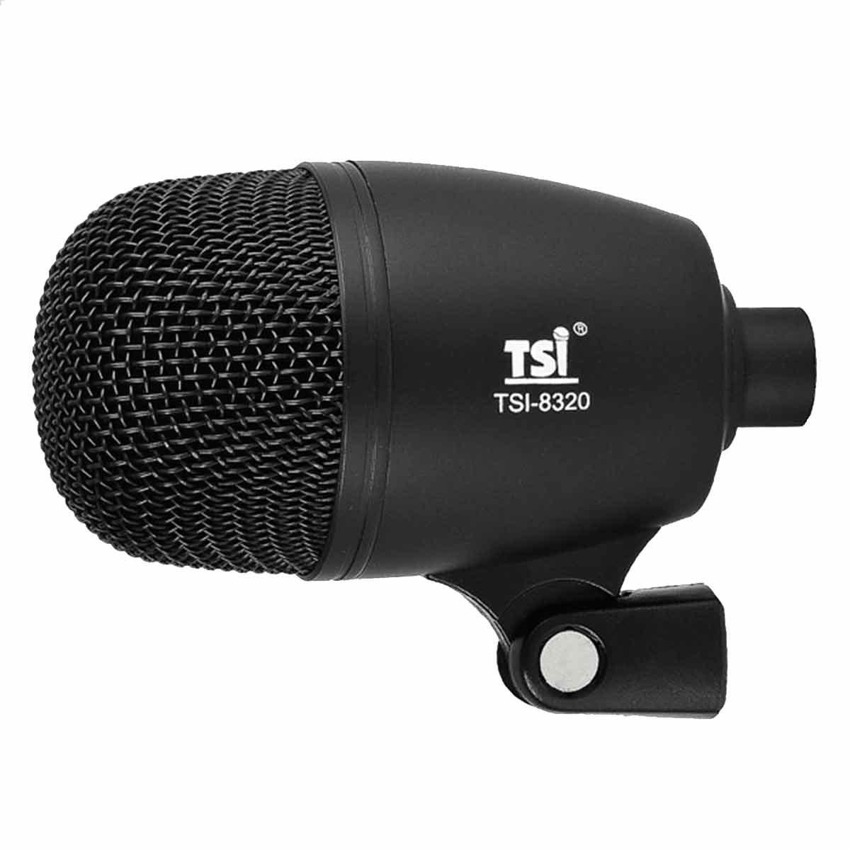 Microfone c/ Fio p/ Bumbo 8320 - TSI