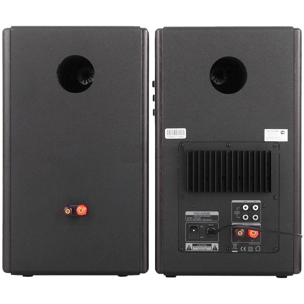 Monitor de Refer�ncia 100W SOLO 6C ( Par ) - Microlab