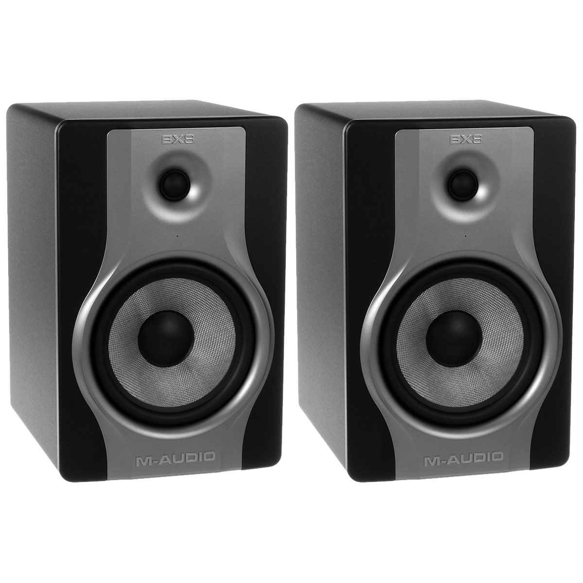 Monitor de Referência 130W BX8 Carbon ( Par ) - M-Audio