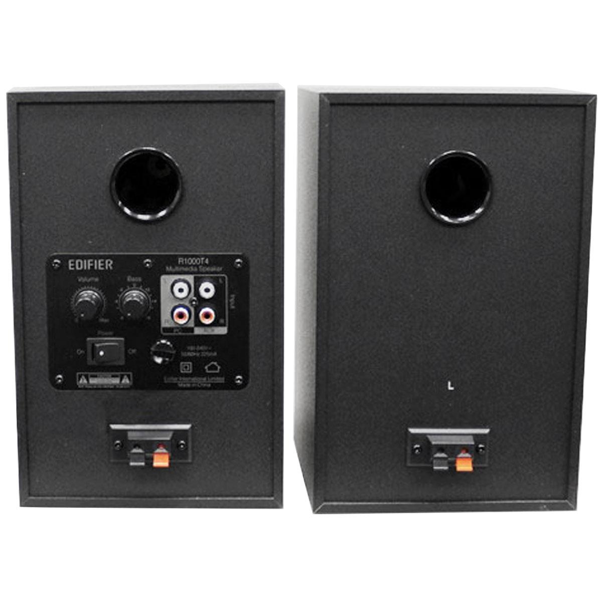 Monitor de Referência 24W R1000T4 ( Par ) - Edifier