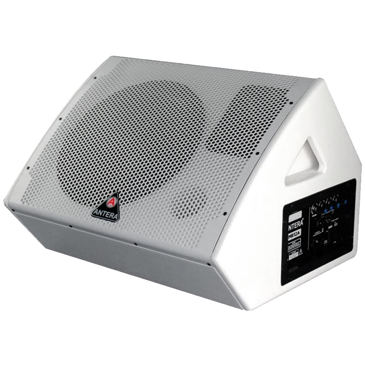 Monitor Ativo 200W Branco MR12A - Antera