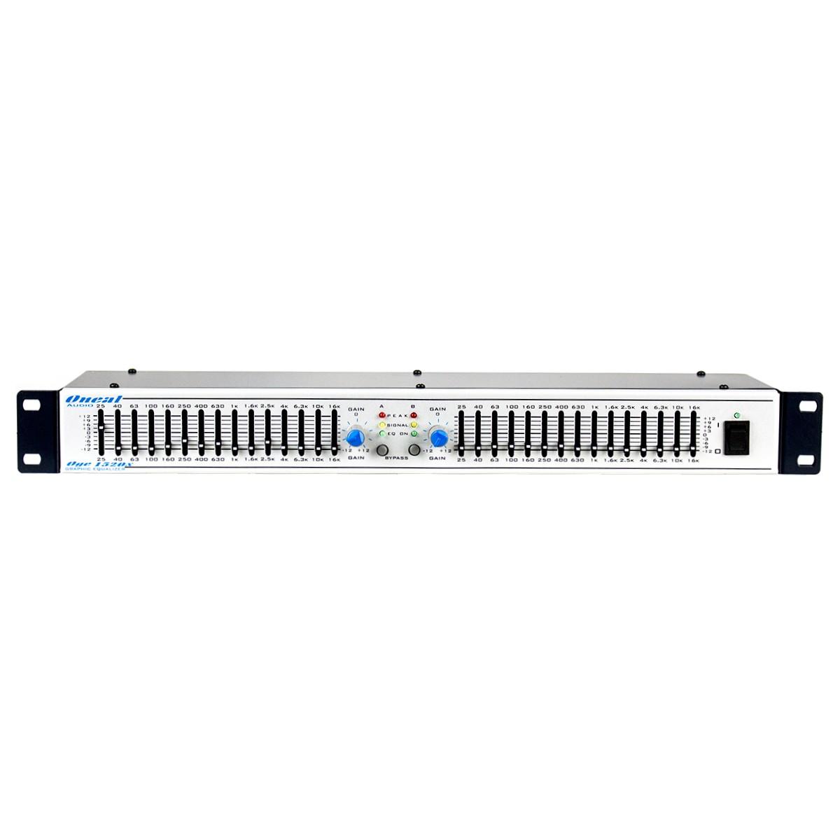 OGE1520X - Equalizador Gráfico 15 Bandas OGE 1520X - Oneal