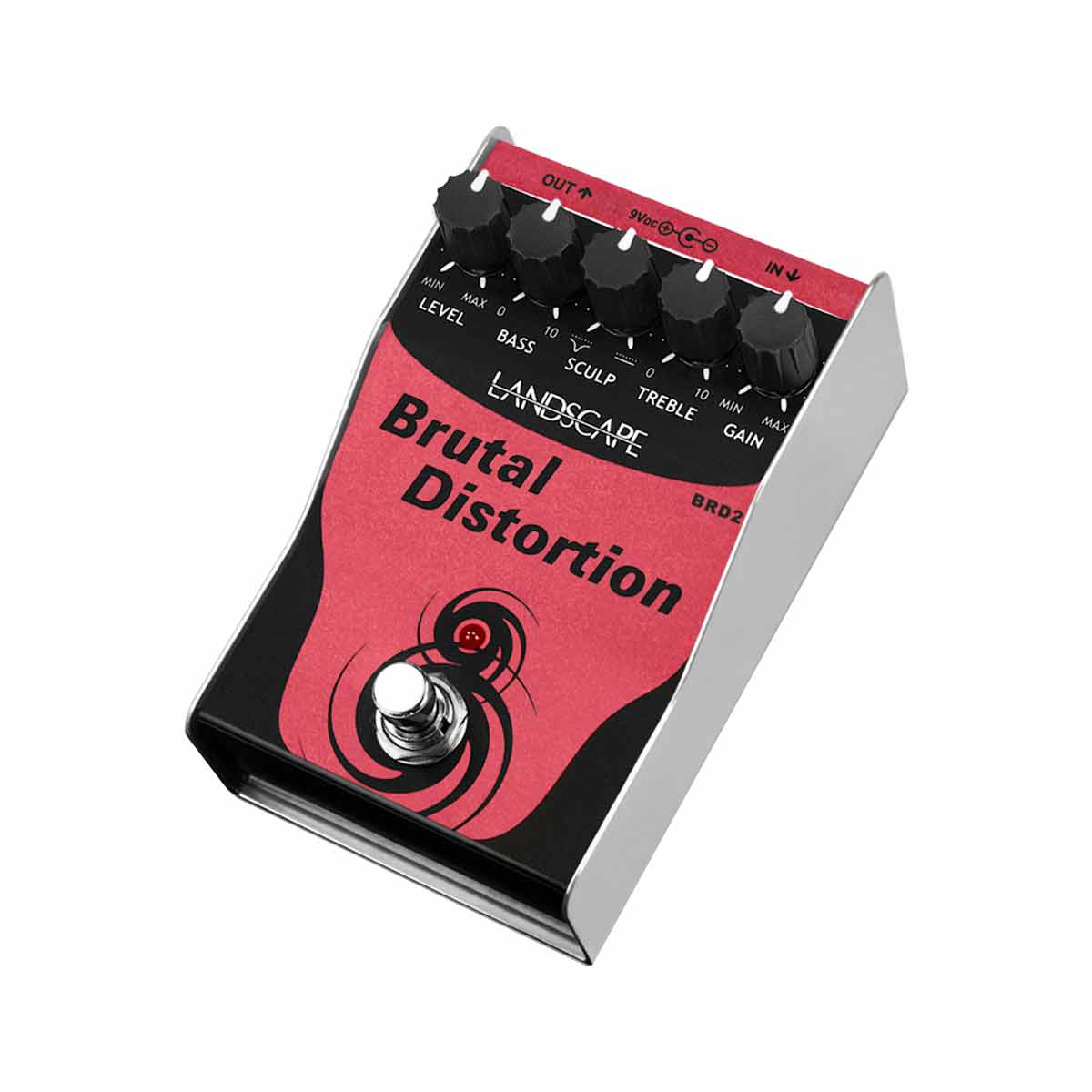 Pedal Guitarra BRD2 Brutal Distortion - Landscape