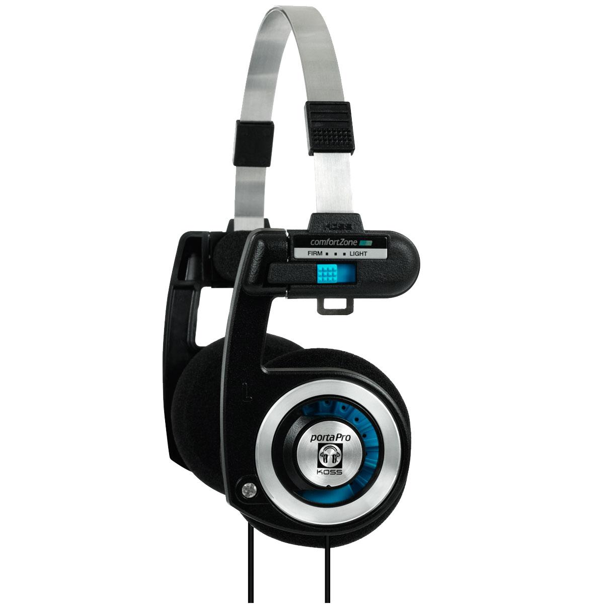 PortaPRO - Fone de Ouvido On-ear Profissional para Retorno de Bandas Porta PRO com Garantia Vitalícia KOSS