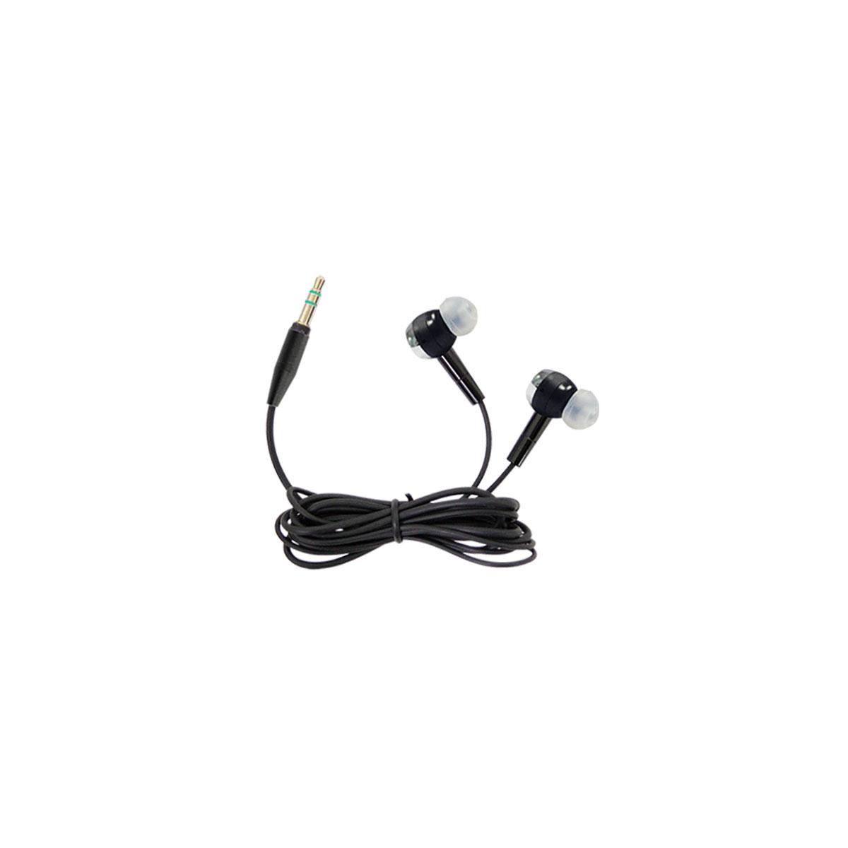 Receptor s/ Fio c/ Fone de Ouvido In-ear C-IE6-UR - Compatível