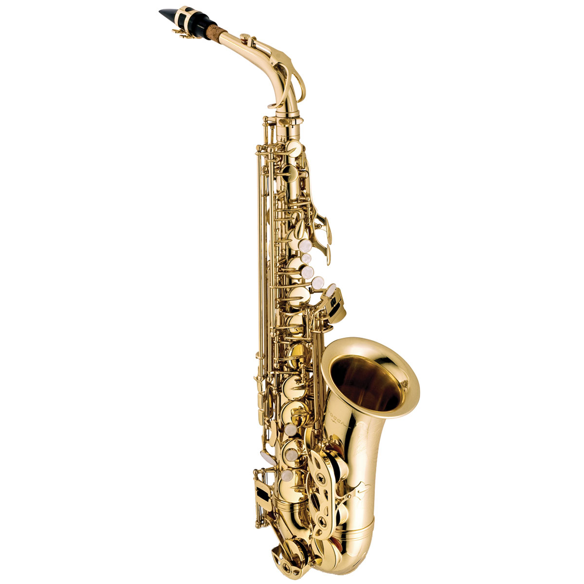 Saxofone Alto VSAS701 Laqueado - Vogga