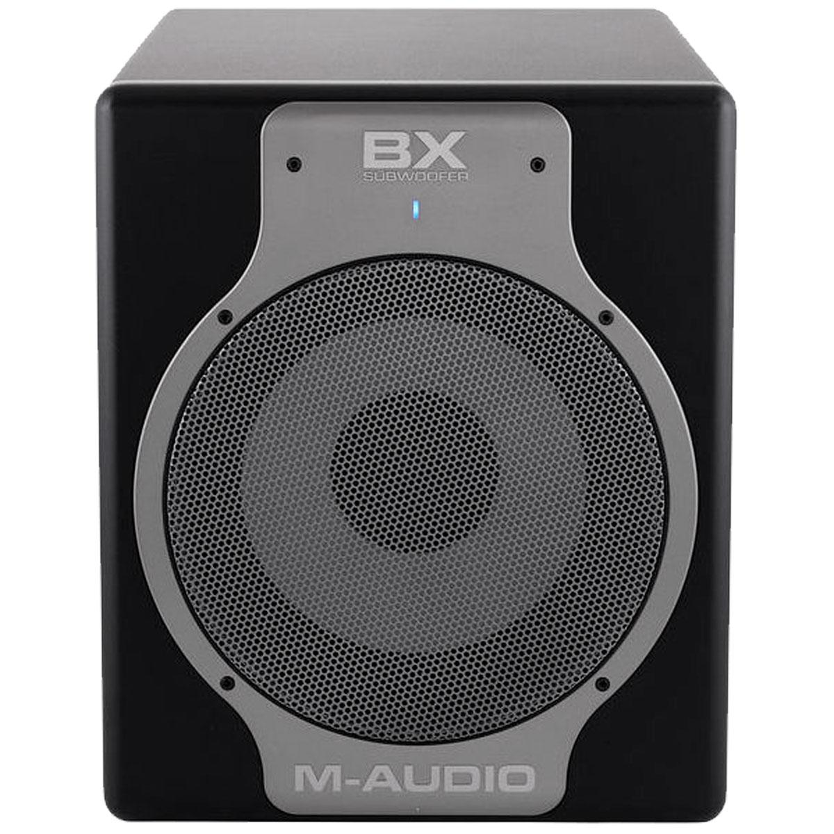 Subwoofer de Referência 240W BX Subwoofer - M-Audio