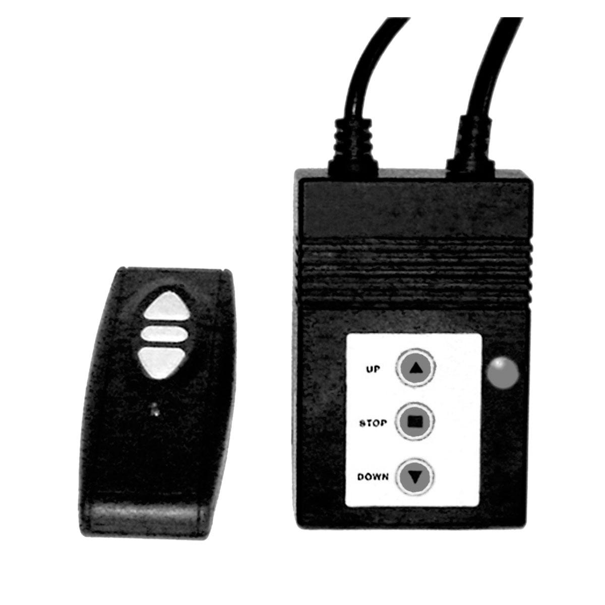 Tela de Projeção 70 Polegadas Elétrica c/ Controle Remoto - CSR
