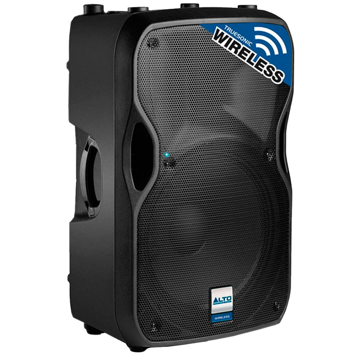 Caixa Ativa 800W c/ Wireless TS 112W - Alto