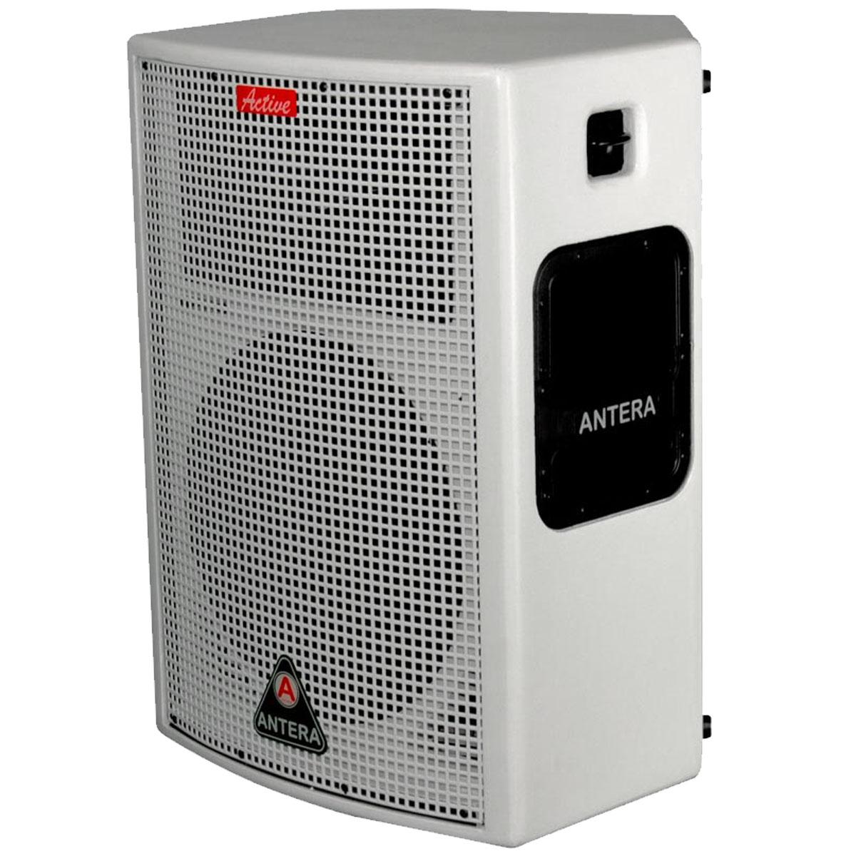 Caixa Ativa 350W Branca TS700AX - Antera