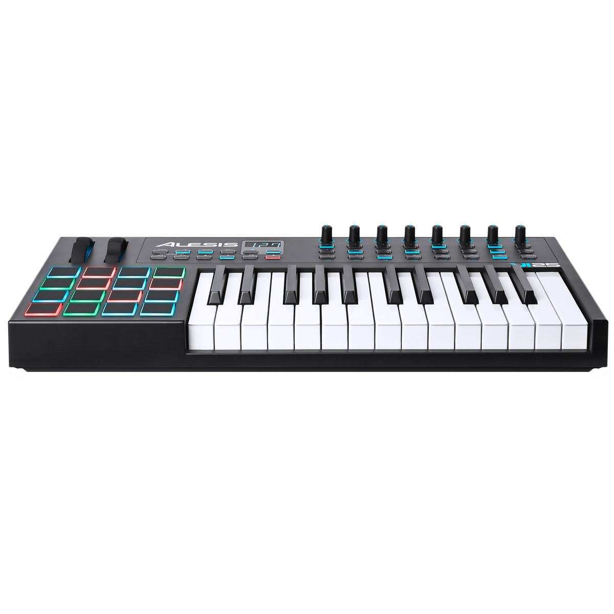 VI25 - Teclado Controlador MIDI / USB VI 25 - Alesis