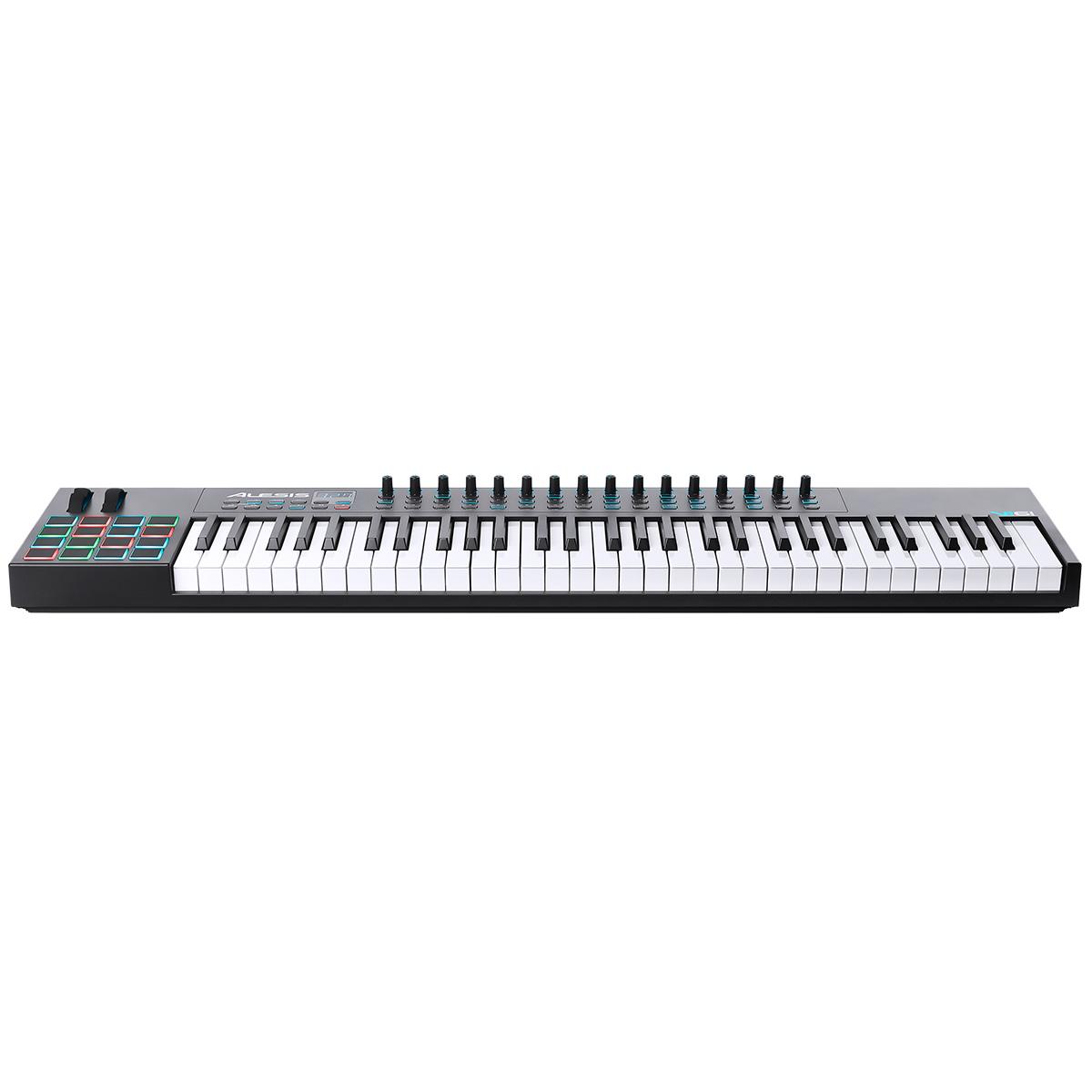 VI61 - Teclado Controlador MIDI / USB VI 61 - Alesis