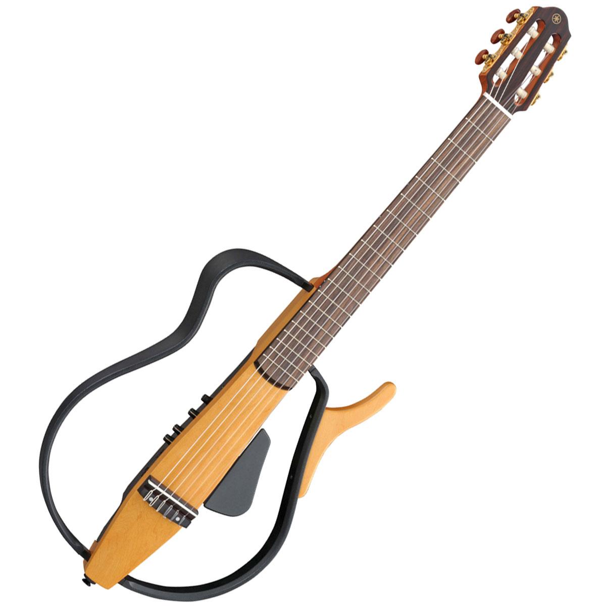 Violão Elétrico Silent Guitar SLG 110N Natural - Yamaha