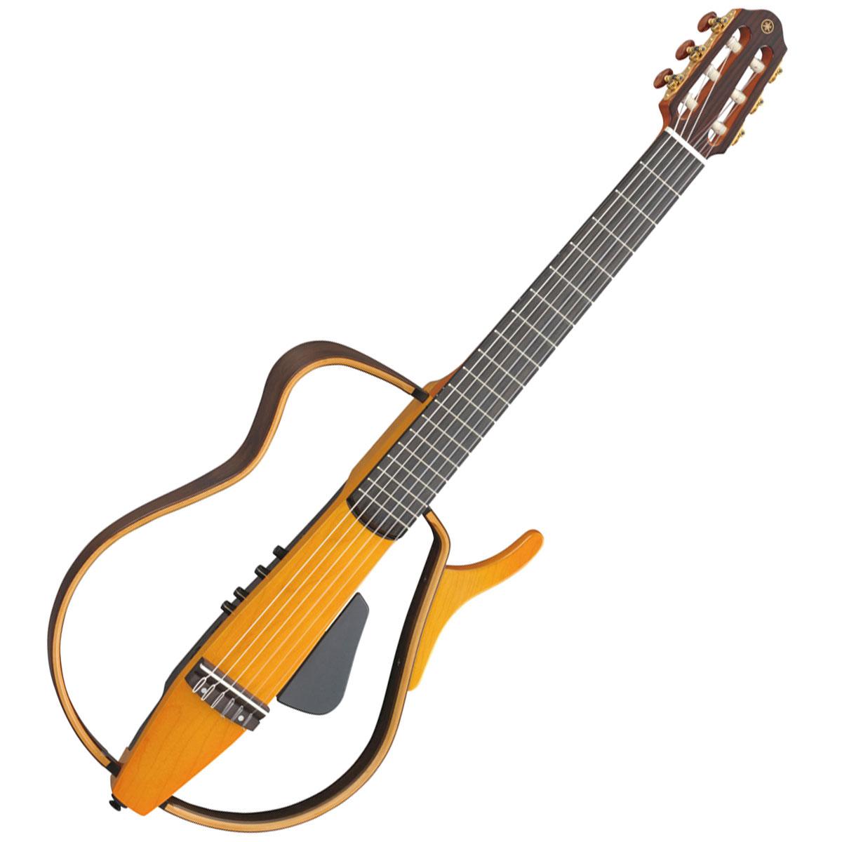 Violão Elétrico Silent Guitar SLG130NW Amber Light Burst - Yamaha