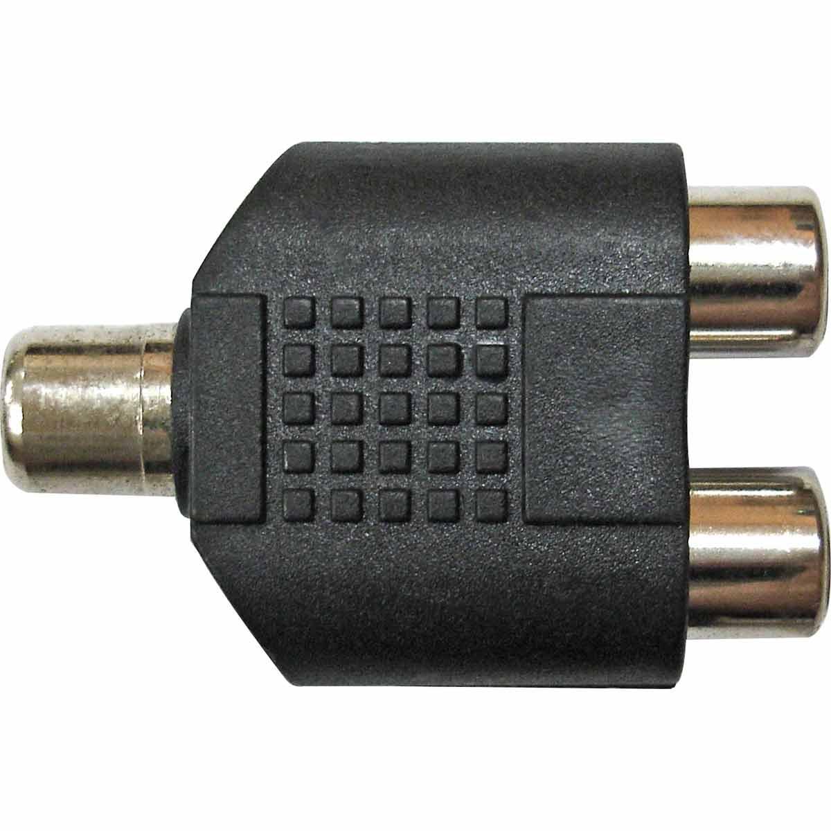 Adaptador 2x RCA F / RCA F WC 2057 AD - Wireconex