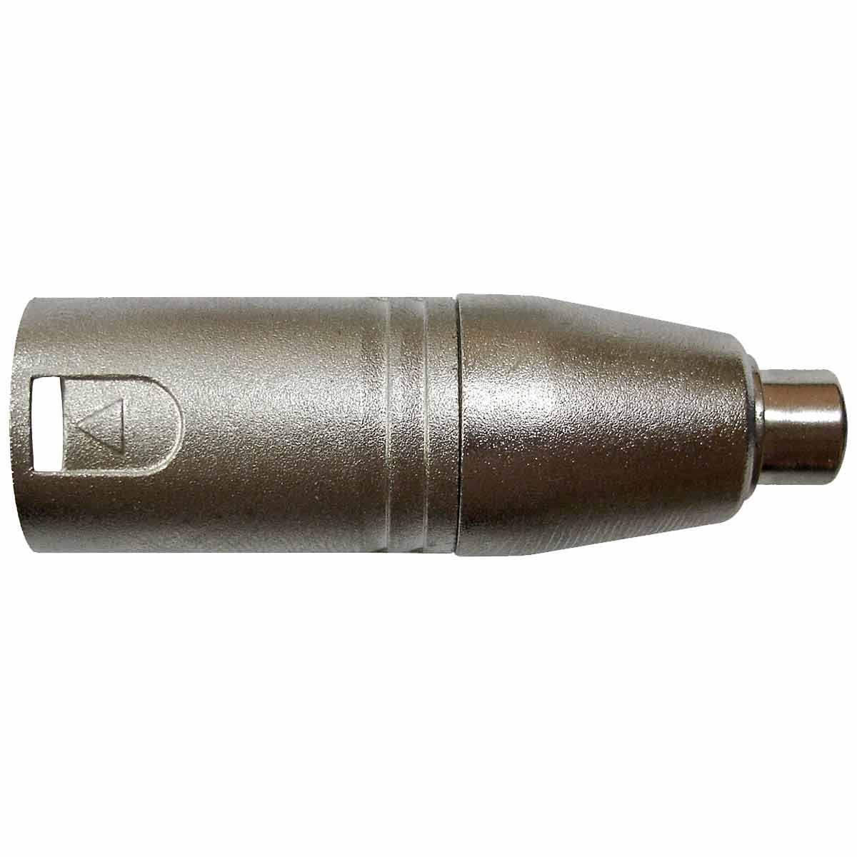 Adaptador XLR M / RCA F WC 245 AD - Wireconex