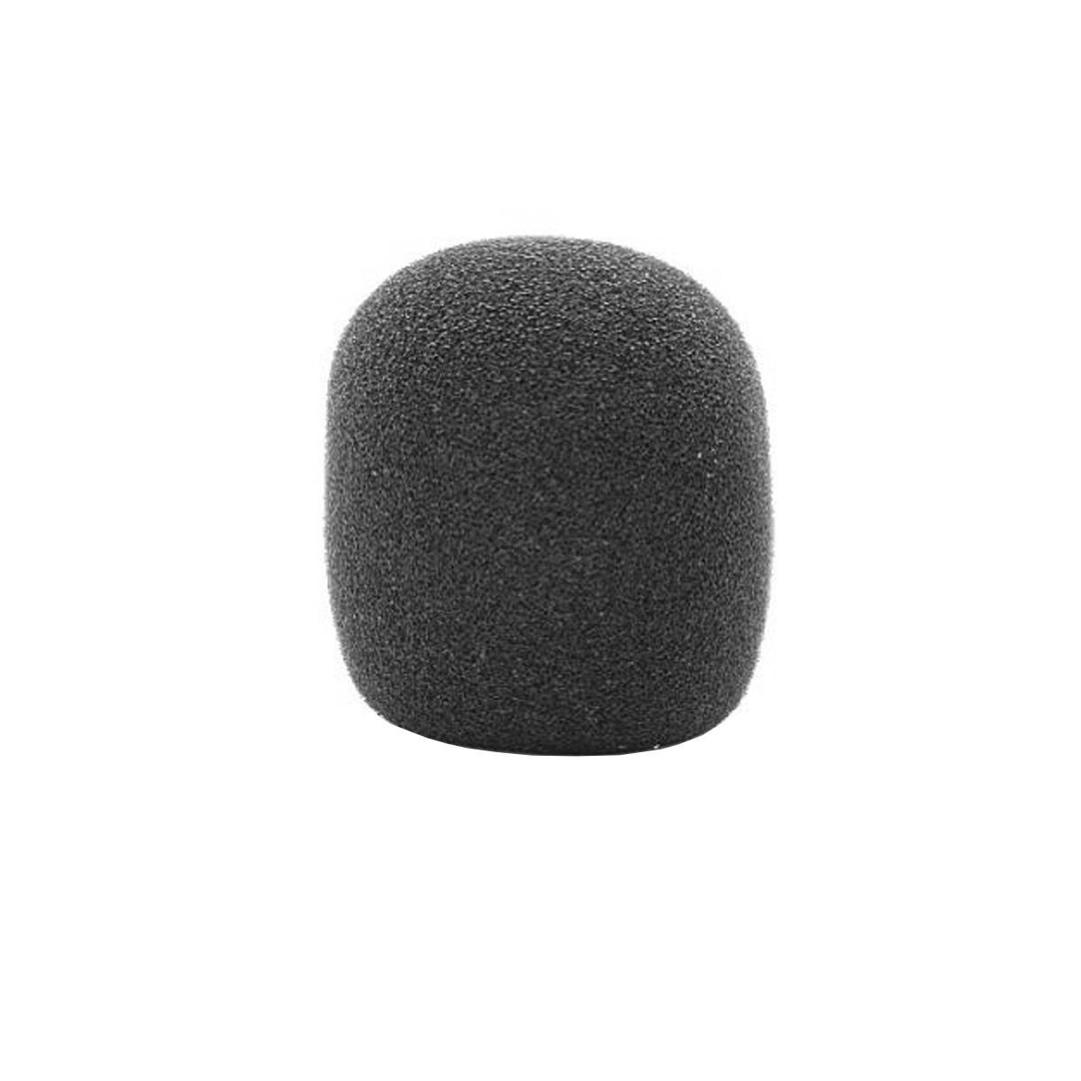 Espuma p/ Microfone Preta WM 58 - Le Son