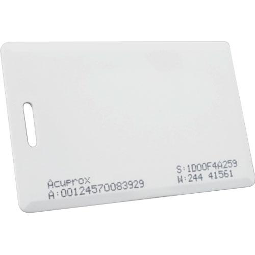 Cartão de Proximidade (Unidade) - Trix Tecnologia