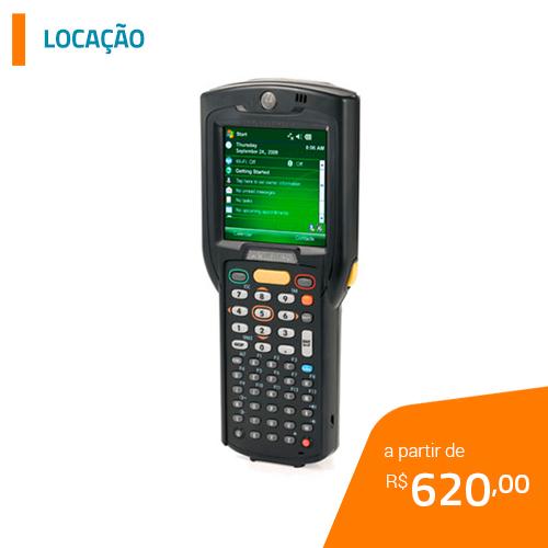 Coletor de Dados MC3190 - Zebra