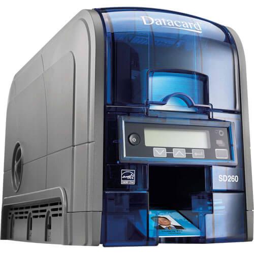 Impressora de Crach�s SD260 - Datacard