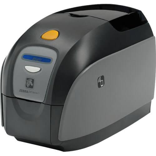 Impressora de Crachás ZXP Série 1 Colorida - Zebra