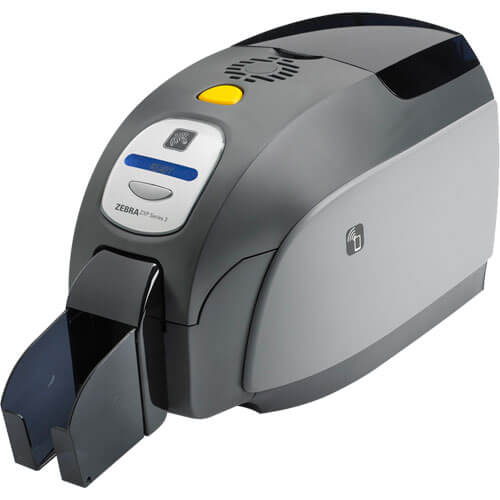 Impressora de Crach�s ZXP S�rie 3 Colorida - Zebra