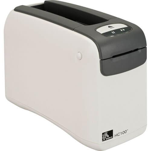 Impressora de Pulseiras HC100 300 dpi - Zebra
