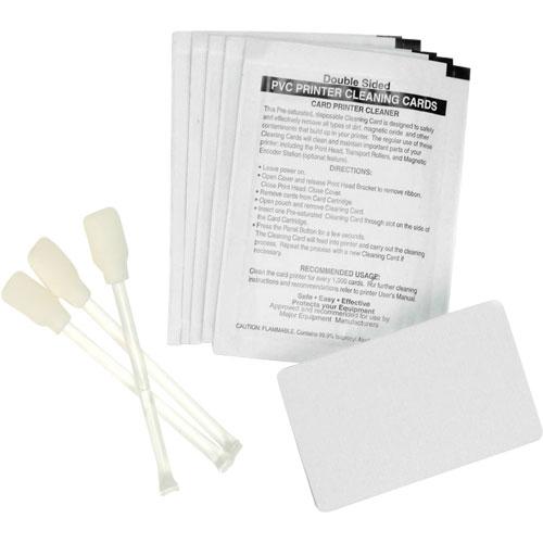 Kit de Limpeza para P110i, P110m e P120i - 4 Sets (Mecanismo de Impressão e Alimentador) - Zebra