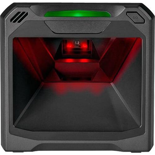 Leitor Motorola 2d Ds7708-sr4u2100zcw Laser e Imager Fixo Industrial - Teclado