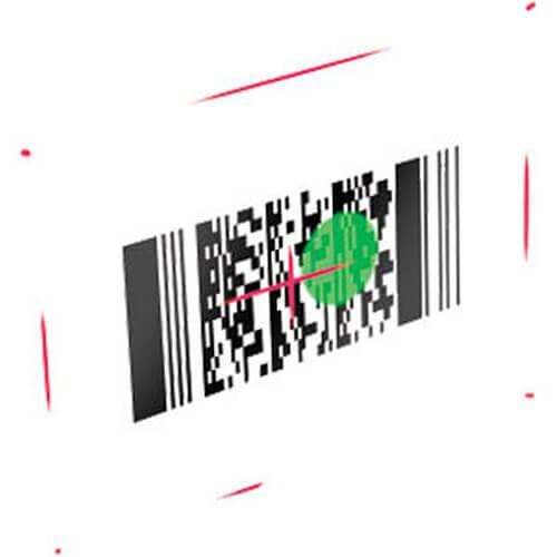 Leitor de Código de Barras Sem Fio 1D QuickScan I QBT2131 - Datalogic