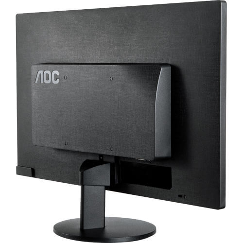 Monitor LED 15,6' Widescreen E1670SWU - AOC