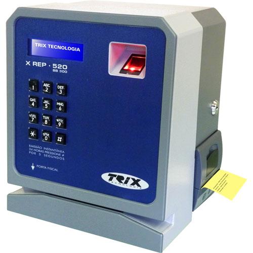 Relógio de Ponto Eletrônico X REP-520 BC - Trix Tecnologia