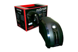 NoBreak TS Shara UPS Mini 600VA Mono 115V Preto