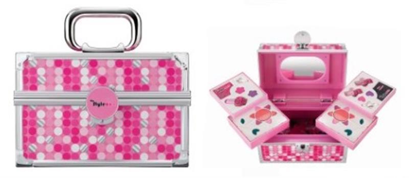 My Style Super Studio de Maquiagens Fashion BR124 Rosa MultiKids
