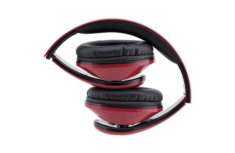 Fone de Ouvido Philco PH02V Vermelho C/Microfone e Plug TRRS de 3,5 mm