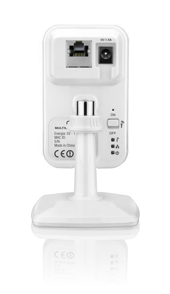 Babá Eletrônica Wireless Multikids Bb209 - MultiLaser