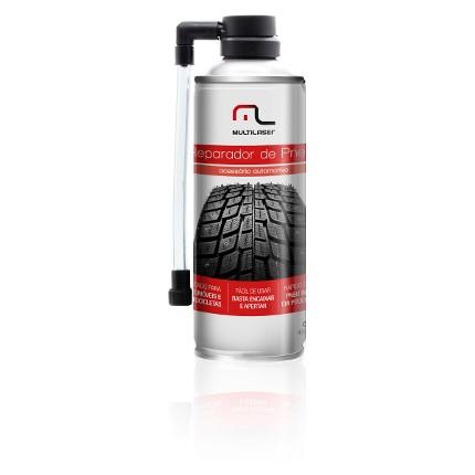 Spray de Emergencia para Pneu Multilaser AU400