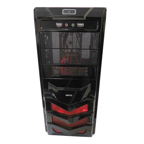 Gabinete WiseCase Gamer WS-73 + Cabo 1.20Cm + Fan12Cm + 1X USB 3.0 (S/Fonte)