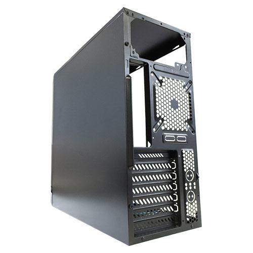 Gabinete WiseCase Gamer WS-76 + Cabo 1.20Cm + Fan12Cm + 1X USB 3.0 (S/Fonte)