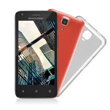 SmartPhone Multilaser MS45 S Colors Preto - 2 Chips, Tela 4.5