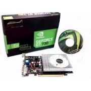 Placa De Vídeo 2Gb Mymax Geforce Gt 730 128 Bits Ddr3 Hdmi
